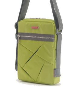 Fonction de l'épaule d'affaires en nylon pour ordinateur portable sac à main cas doux de plein air comprimé
