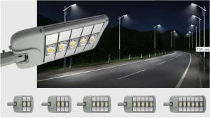 280W Bridgeluxの高い発電屋外の防水IP65 LEDの街灯