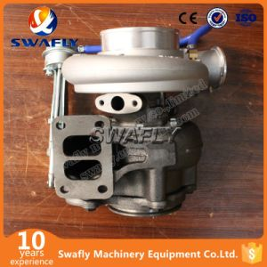 掘削機は小松のためのPC300-8 S6d114 4051033ターボのターボチャージャーを分ける