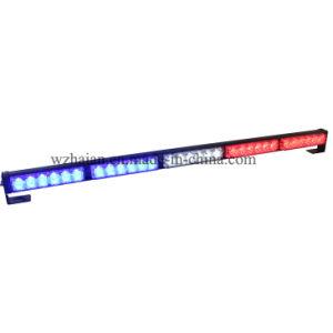Veelkleurige LED Light Bar voor Truck Use (tbe-168l-5C6 B/W/R)