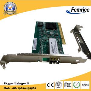Ordinateur de bureau 1000Mbits/s Carte réseau PCI 1gpci-carte à fibre SFP