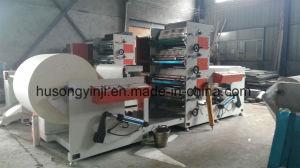 Coupe du rouleau à rouleau de papier Machine d'impression flexo
