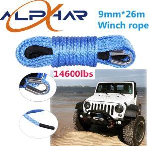 9mm (10) El malacate UHMWPE Cuerda off-road ATV y UTV Cuerda