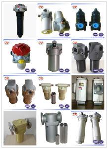 La haute pression en acier inoxydable de la crépine du filtre à huile hydraulique