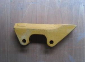 猫の掘削機のバケツのための側面のカッター