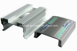 Perfil de alumínio extrudido/alumínio para gabinete de amplificador para carro