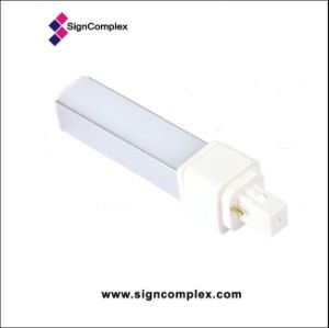 Novo Estilo de 6W/8 W /10W retrofit LED Lâmpada pl