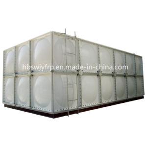 Резервуар для воды из волокнита Китая производителя