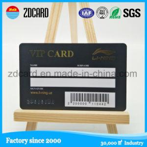 RFID scheda astuta di identificazione del PVC dello spazio in bianco da 13.56 megahertz per l'allievo/impiegato