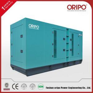 Сертификат ISO 150Ква Super Silent мощность генераторной установкой двигателя Cummins