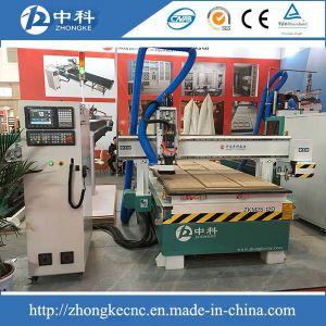 Zhongke Skm25h Atcの木製のドアCNCのルーター