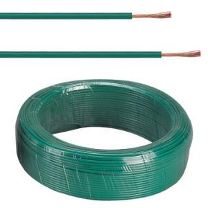 Thw 600V prédio com isolamento de PVC com fio condutor de cobre