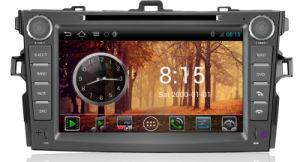 BACCANO Car DVD del Android 2 per Toyota New Corolla (TID-I063)