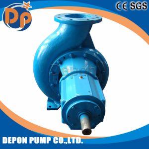 Pompa ad acqua della pompa centrifuga dell'impurità