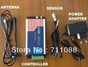 GSM het de Verre Monitor van de Temperatuur van het Type en Apparaat van het Alarm