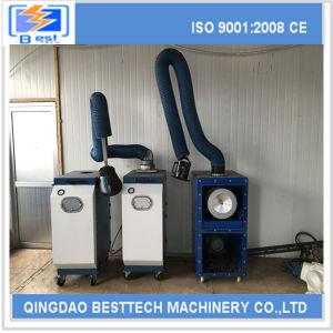 Collettore di polveri industriale di taglio della saldatura di migliore qualità della Cina