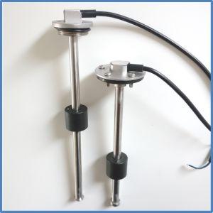 Interruptor de flutuação com Rosca BSP único tubo do sensor de nível de combustível