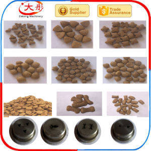 Pet Food Pellet Extrusion Making Machine