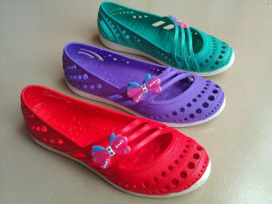 PVC Womens Sandals
