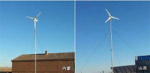 400W nuevo pequeño sistema generador de viento