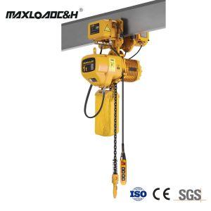 Shanghai Maxloadc&H 1ton ton polipasto eléctrico de 32