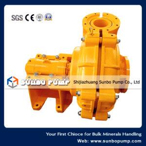 China-Hochdruckbergbau-zentrifugale Schlamm-Pumpe