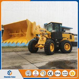 Gemaakt in de Lader van het Wiel van China 3t met Hydraulisch Systeem (zl30)