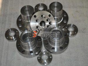 Placage au chrome presse-étoupe de joint pour pièces détachées Accessoires de clapet à bille