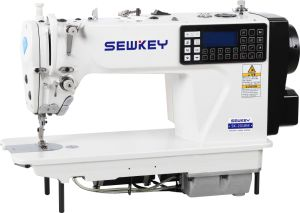 Sk2018m Multi Funções de Acionamento Direto Computador Inteligente Lockstitch máquina de costura