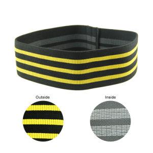 Bandas de loop de resistência do tecido Ginásio hipoalergênicos espólio plásticas para exercitar a ioga Formação Fitness