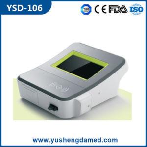 中国の医学のLaboratorial蛍光性のImmunoassayの量的な検光子Ysd-106