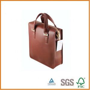 2017 хорошего качества кожаный портфель компании мешок (SDB-8002)