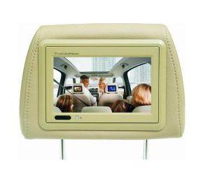 베개 (TS700T)를 가진 7inch 차 머리 받침 LCD 감시자