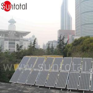 La generadora de energía solar portátil