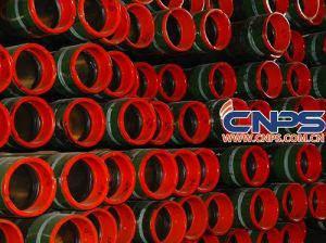 Casing Pipes with API 5CT Cert (001)