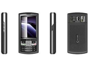 De Telefoon van de Cel van TV met OEM Dubbele SIM Dubbele Reserve, Bluetooth, Externe StereoRadio Fm (t-007)