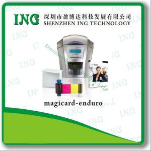 Venta caliente buena calidad Magciard Enduro+ IC/impresora de tarjetas ID.