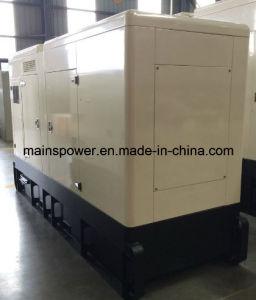 generatore a basso rumore del generatore diesel silenzioso MP275e Perkin di 275kVA Perkin