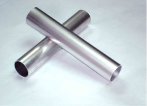 이음새가 없는 알루미늄 합금 관, 6063 T5, T6