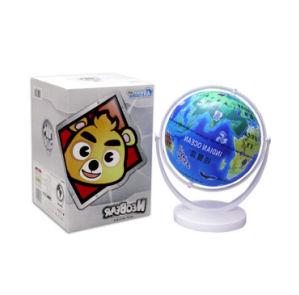 Ar mundo virtual de juguetes de niños la educación de la máquina de aprendizaje