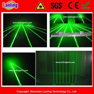 Яркость Net шторки зеленый свет лазера