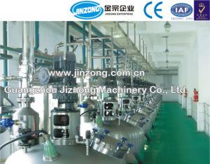 Maquinaria Jinzong químico líquido mezcladores de acero inoxidable