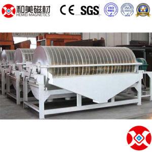 Separatore magnetico a tamburo asciutto differente della macchina d'estrazione di disegno