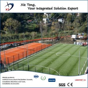 Todo diseño profesional de fútbol de césped artificial para 5 personas presentaron System