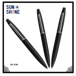 개인화된 펜을 광고하는 선전용 금속 펜