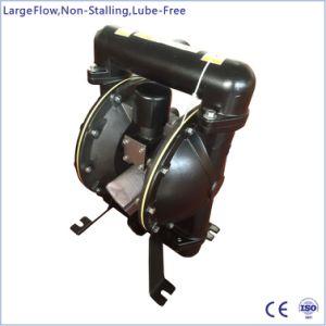 1.5  Mise sous tension de l'air en aluminium double pompe à membrane