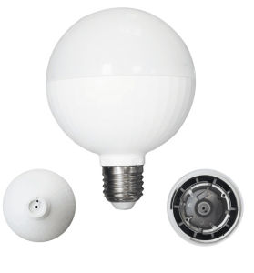 LED de alta potencia 25W luz globo con es la base de a.c.