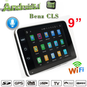 UnterstützungsCarplay androides Systems-BenzC/Gla/V Android 7.1 GPS-Navigation WiFi Carplay Blendschutzauto Stero