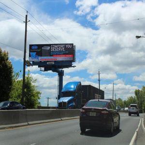 Impressão de grande formato Scrim PVC Flex Banner para publicidade exterior