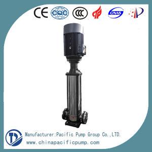 Из нержавеющей стали Cdl вертикальный Многоступенчатый центробежный водяной насос (50 Гц/60 Гц)